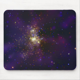 Westerlund 2, a young star cluster mouse pad