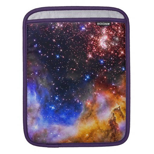 Westerlund 2 in Carina Constellation Space Picture iPad Sleeve