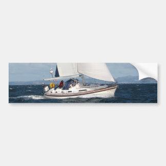 Westerly Oceanranger (38ft) - Teddy Bear Bumper Sticker