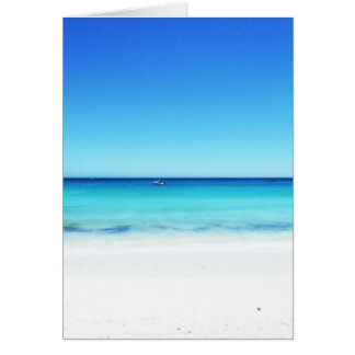 Western Australia Beaches Card