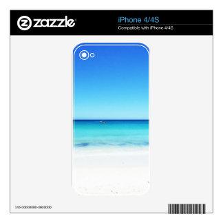Western Australia Beaches iPhone 4 Decals