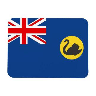 Western Australia Flag Rectangular Photo Magnet