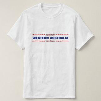 WESTERN AUSTRALIA - My Home - Australia; Hearts T-Shirt