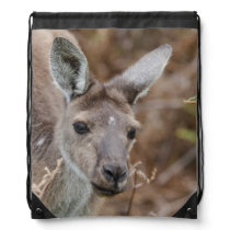 Western Australia, Perth, Yanchep National Park Drawstring Backpack