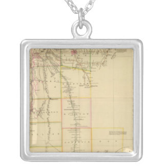 Western Australia Silver Plated Necklace