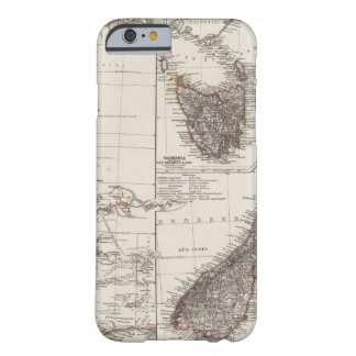 Western Australia Tasmania and New Zealand Barely There iPhone 6 Case
