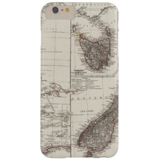 Western Australia Tasmania and New Zealand Barely There iPhone 6 Plus Case