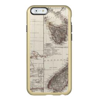 Western Australia Tasmania and New Zealand Incipio Feather Shine iPhone 6 Case