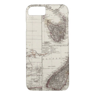 Western Australia Tasmania and New Zealand iPhone 8/7 Case