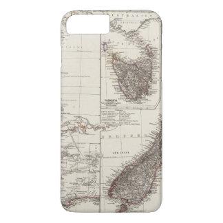 Western Australia Tasmania and New Zealand iPhone 8 Plus/7 Plus Case