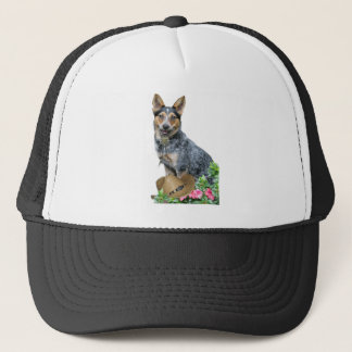 Western Australian Cattle Dog Apparel & Gifts Trucker Hat