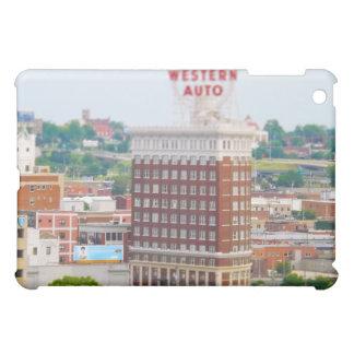 Western Auto Building Loft Condos Kansas City iPad Mini Cases