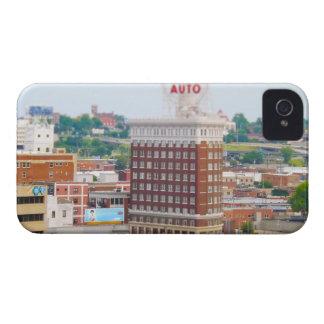 Western Auto Building Loft Condos Kansas City iPhone 4 Case-Mate Cases
