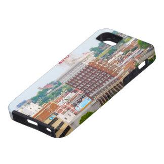Western Auto Building Loft Condos Kansas City iPhone SE/5/5s Case