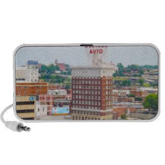 Western Auto Building Loft Condos Kansas City Mini Speaker