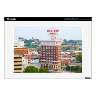 Western Auto Building Loft Condos Kansas City Skin For Laptop
