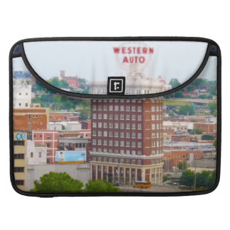 Western Auto Building Loft Condos Kansas City Sleeve For MacBooks