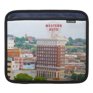 Western Auto Building Loft Condos Kansas City Sleeves For iPads