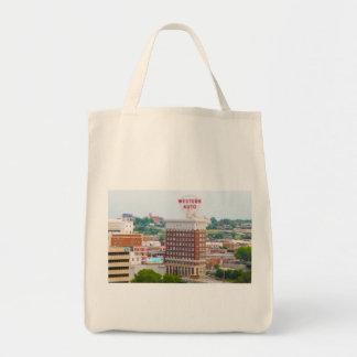 Western Auto Building Loft Condos Kansas City Tote Bag