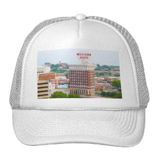 Western Auto Building Loft Condos Kansas City Trucker Hat