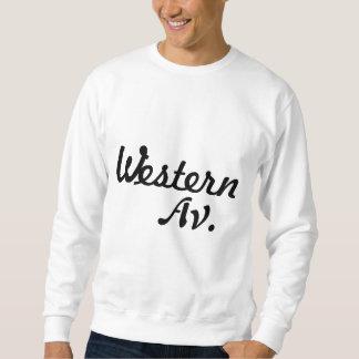 western , Av. Pullover Sweatshirt