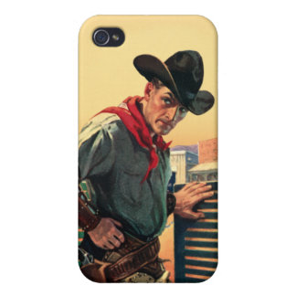 Western Bar Exit iPhone Speck Case