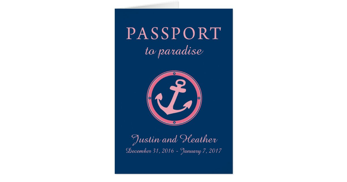 31 Cool Passport For Cruise Ship Fitbudha Com