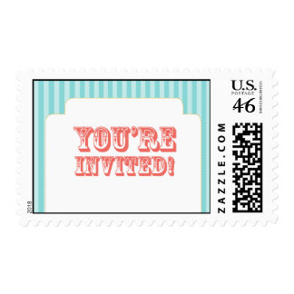 Western Carnival - Birthday Party - BC YI Stamp