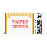 Western Carnival - Birthday Party - YC YI Postage Stamp