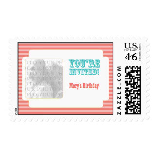 Western Carnival - Personal Photo Stamp - CB