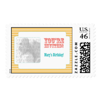 Western Carnival - Your Personal Photo Stamp - CYB
