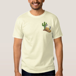 Western Classics Embroidered T-Shirt