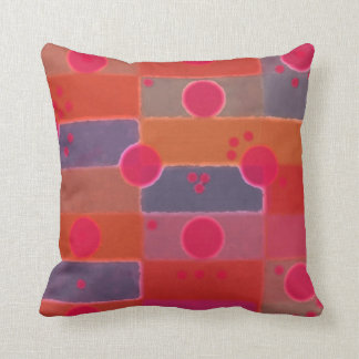 Western Colors Pillow