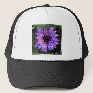 Western Country garden morning Dew purple daisy Trucker Hat