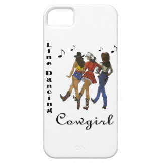 """Western Country """"Line Dancing Cowgirl"""" IPhone 5 iPhone SE/5/5s Case"""