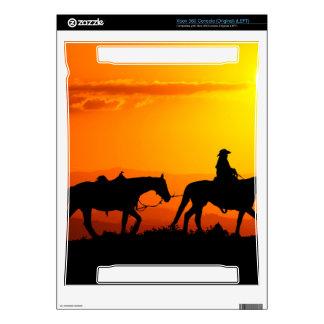 Western cowboy-Cowboy-texas-western-country Xbox 360 Decal