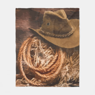 Make Your Own Western Cowboy Blanket Bundle Up In Yours