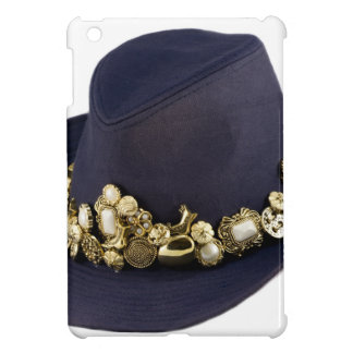 Western Cowgirl Hat Dressed To Party iPad Mini Covers