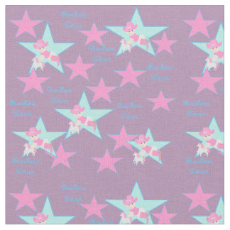 Western horse fabric zazzle for Kids horse fabric