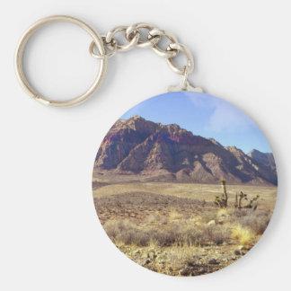 Western Desolation Key Chains