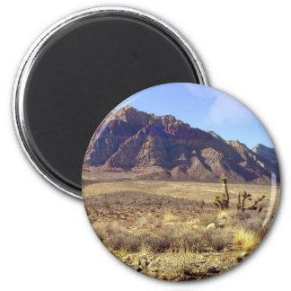 Western Desolation Fridge Magnets