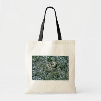Western Diamondback Rattlesnake Tote Bag