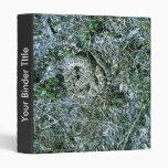 Western Diamondback Rattlesnake Vinyl Binders