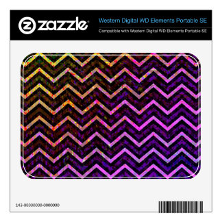 Western Digital Skin Zig Zag WD Elements SE Skins