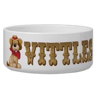 Western Dog Bowl