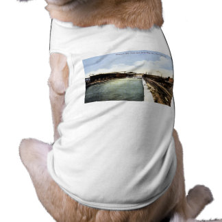 Western Dry Dock and Shipbuilding Company Dog Shirt