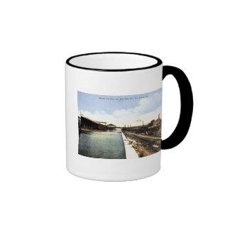 Western Dry Dock and Shipbuilding Company Coffee Mugs