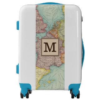 Western Europe communications | Monogram Luggage
