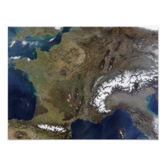 Western Europe Photo Print