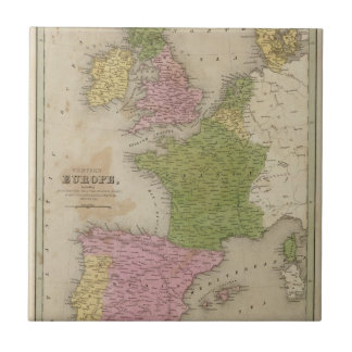 Western Europe Tile